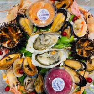 Fishbox crudo 30€